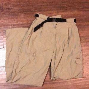 EXOFFICIO WOMEN'S BUGSAWAY Sz Small Hiking Pants